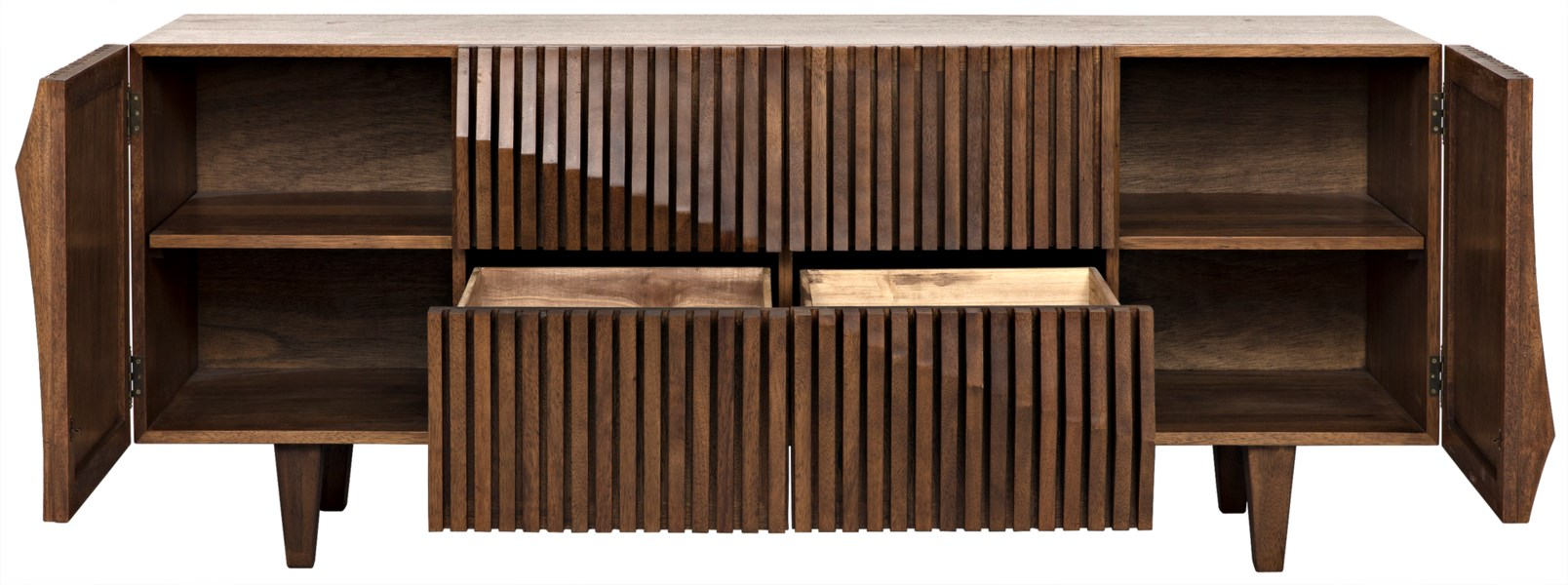 Jin-Ho Sideboard, Dark Walnut
