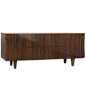 Jin-Ho Sideboard, Dark Walnut