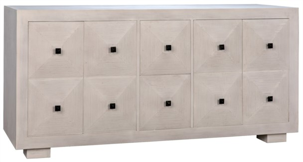 Narcisse Sideboard, White