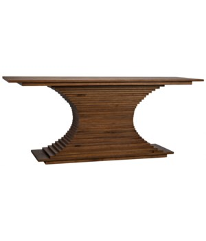 Cambio Console, Dark Walnut