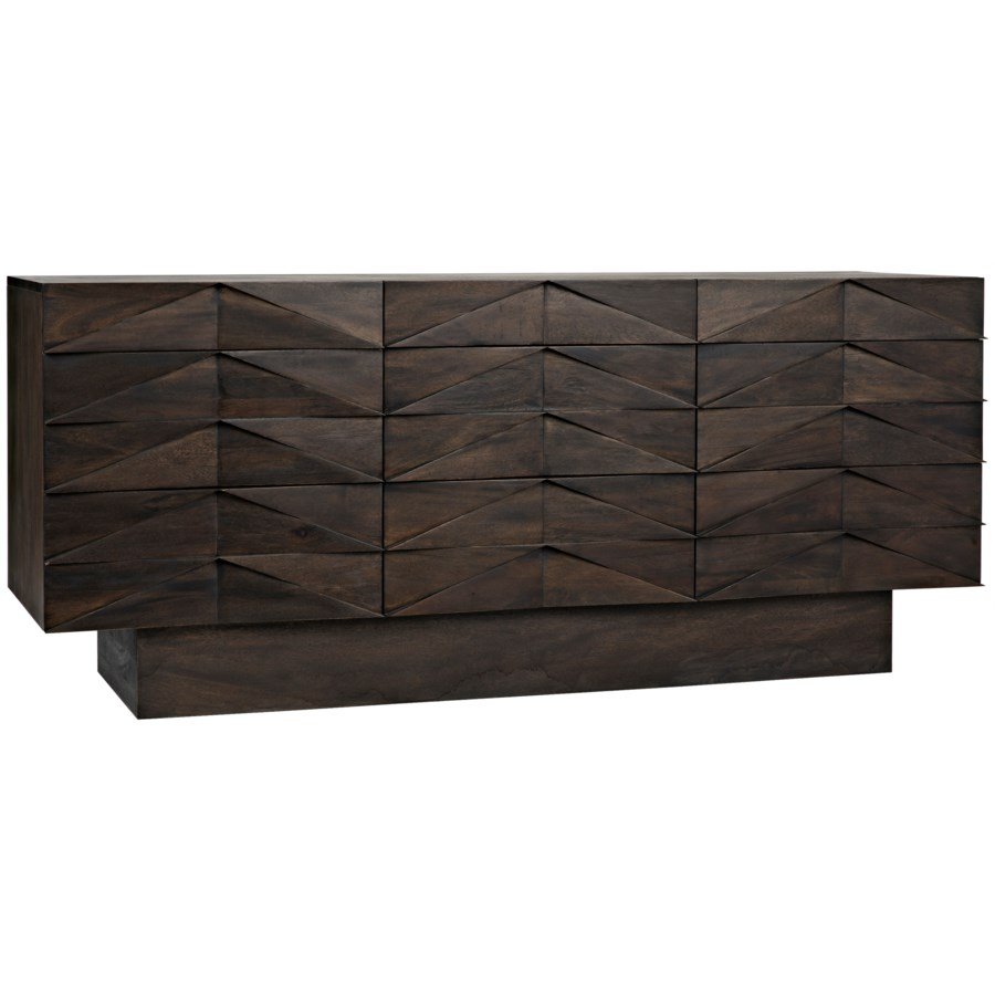 Drake Sideboard, Ebony Walnut