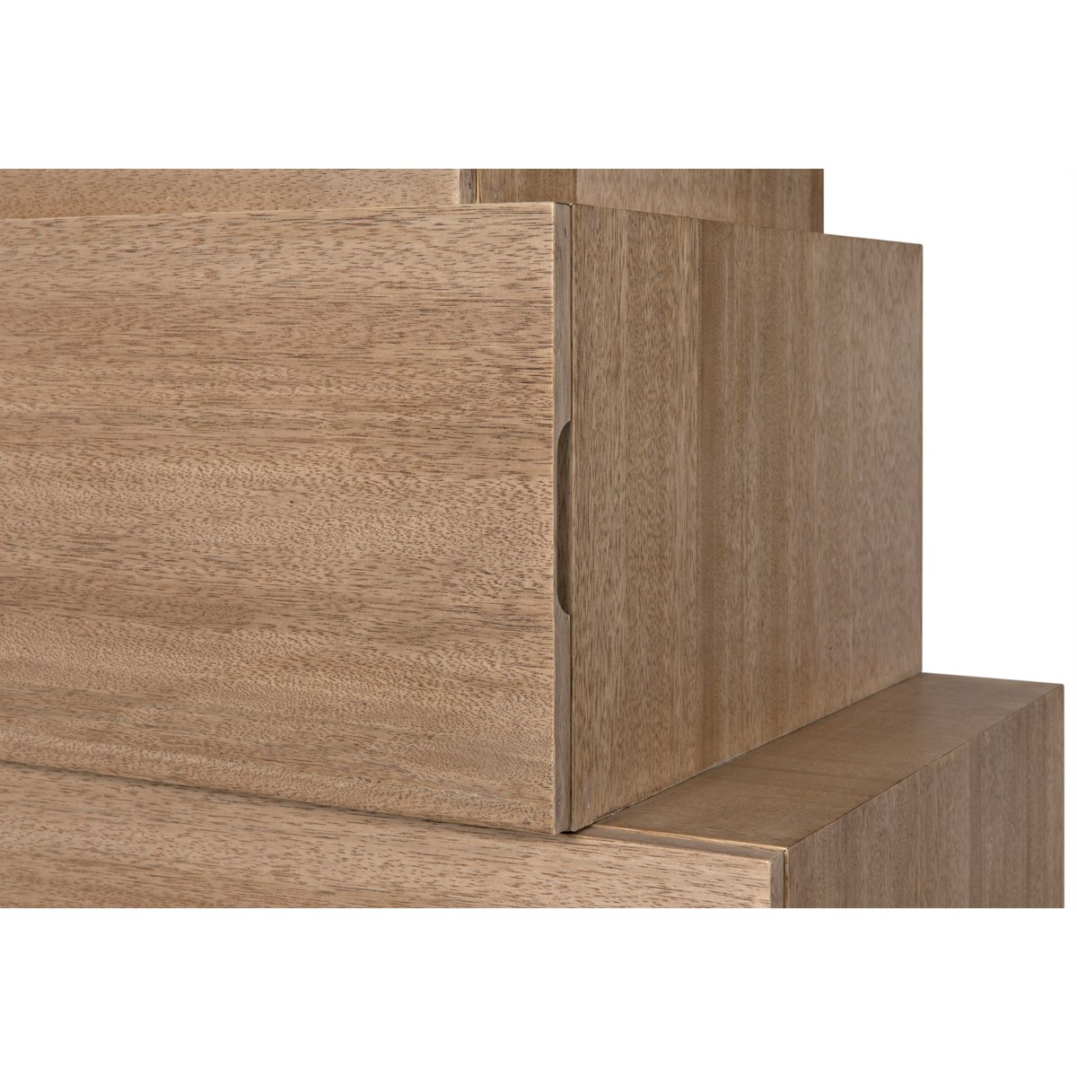 Bebe Accent Chest, Washed Walnut