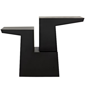 Jazz Console, Black Steel