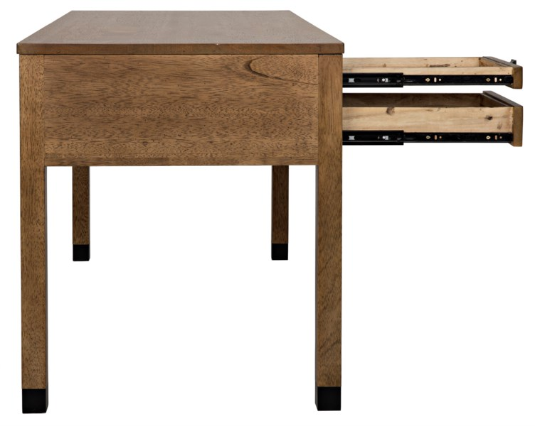 Berlin Desk, Dark Walnut