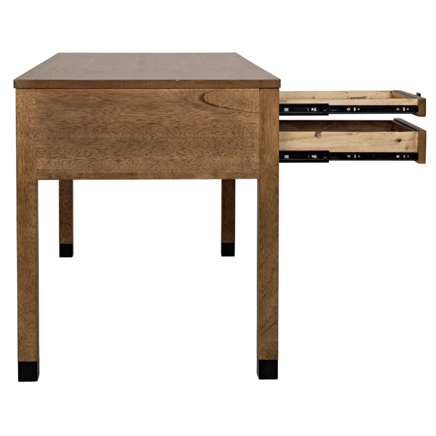 Berlin Desk, Dark Walnut