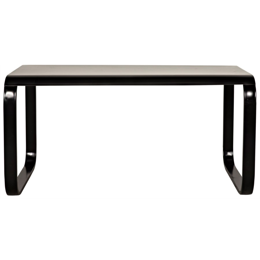 Harvey Desk, Black Metal