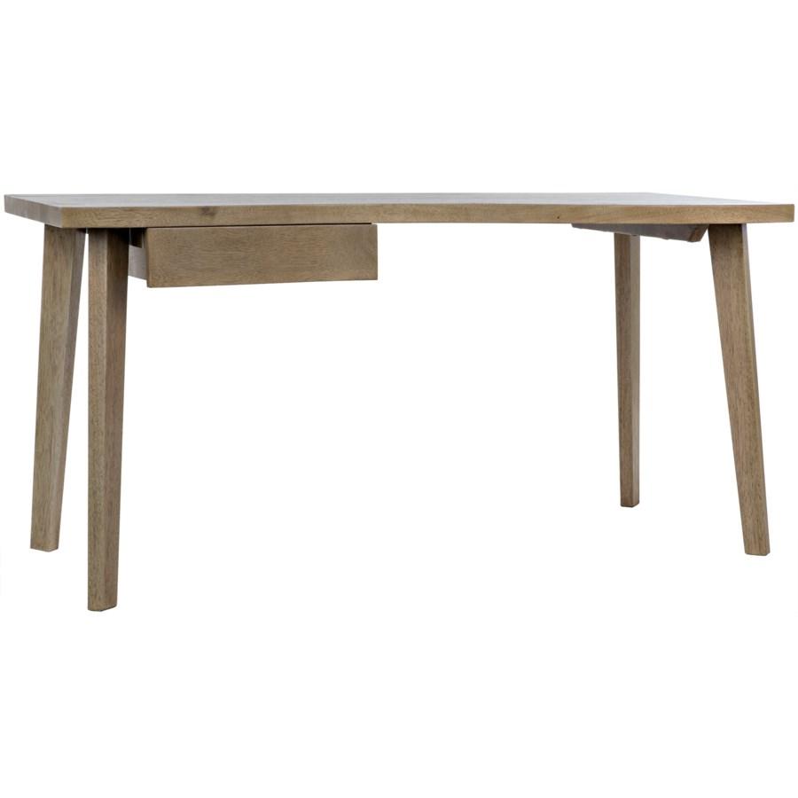 Adonis Desk, Bleached Walnut