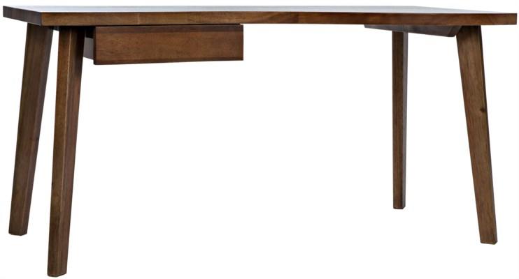 Adonis Desk, Dark Walnut