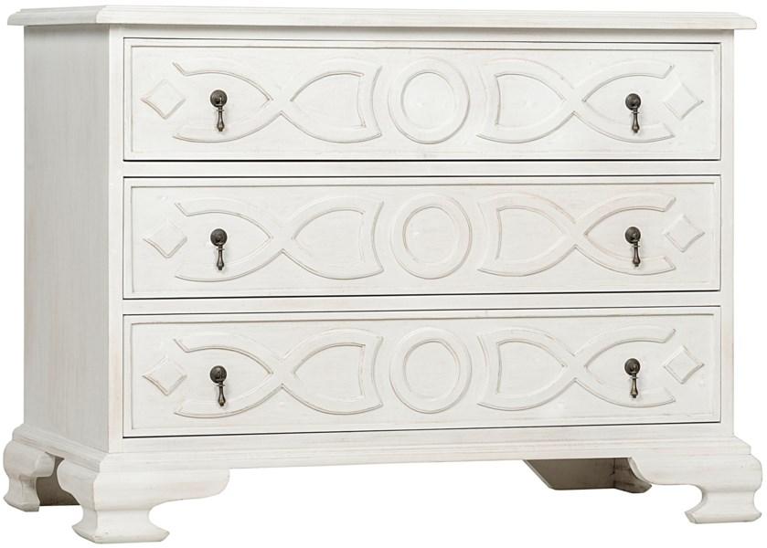 Sofie Dresser, White Wash