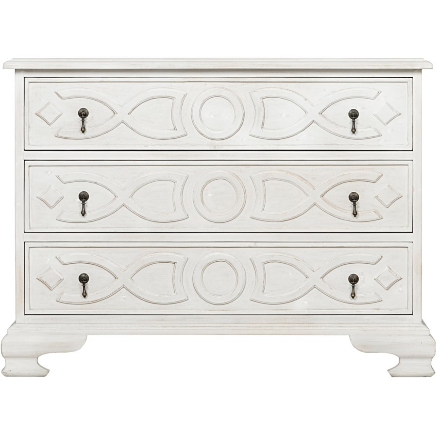 Sofie Dresser, White Wash