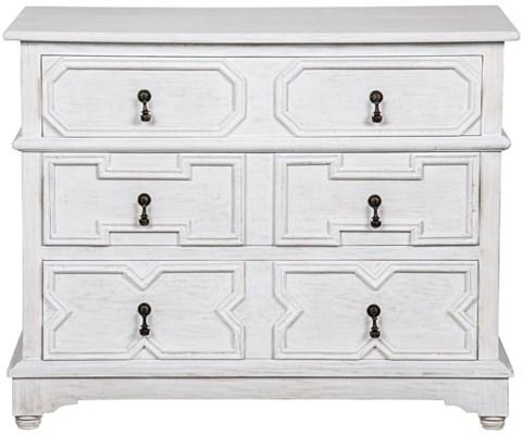 Watson Dresser, White Wash