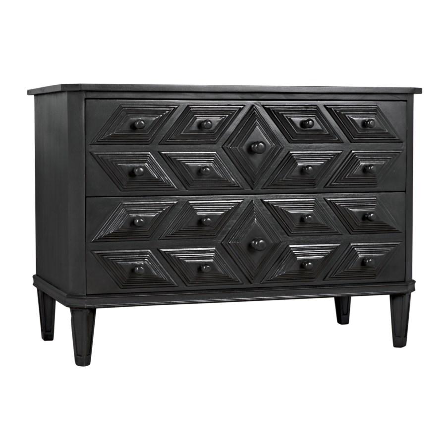 Giza Dresser, Pale