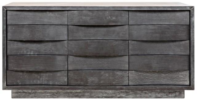 Godard Dresser, Plain Zinc