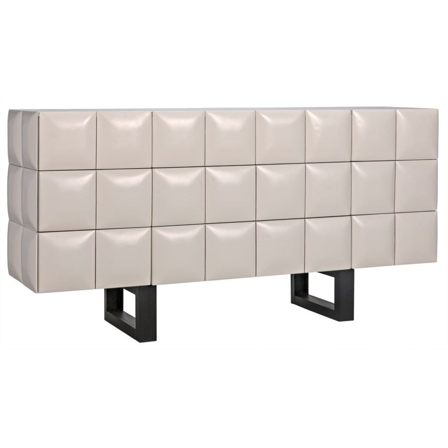 Atlas Dresser, Solid White