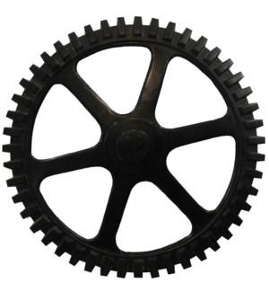 Medium Gear, Hand Rubbed Black