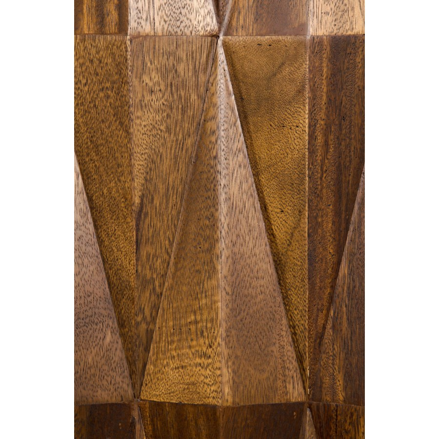 Muna Hutch, Dark Walnut