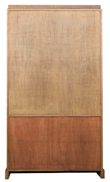 Alameda Hutch, Dark Walnut