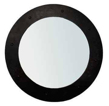 Clay Mirror, Large