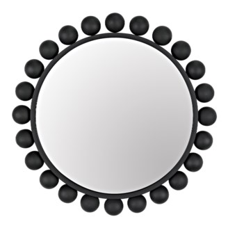 Cooper Mirror, Black Metal