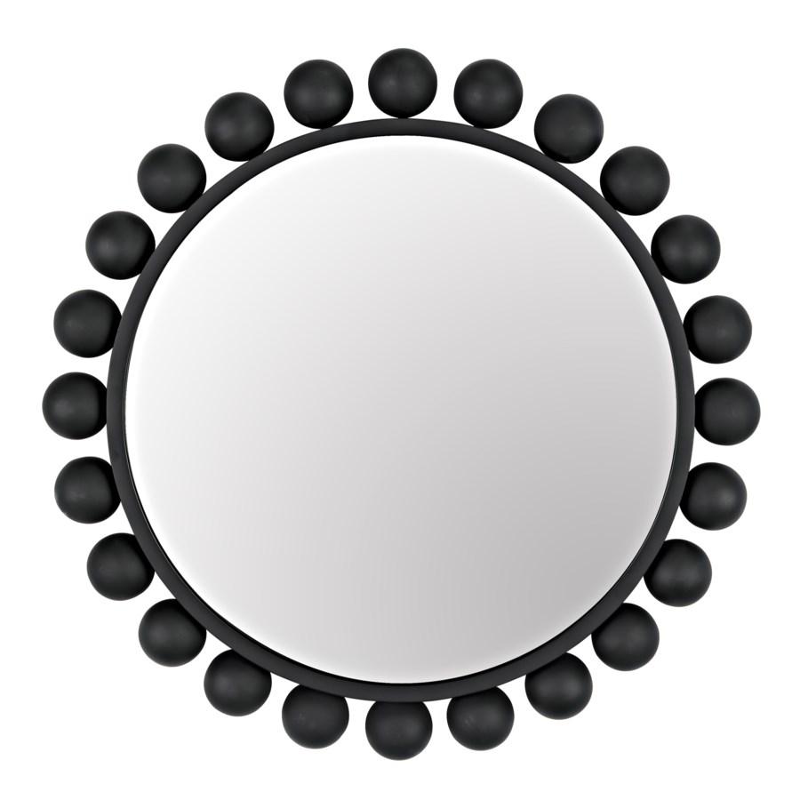 Cooper Mirror, Black Metal