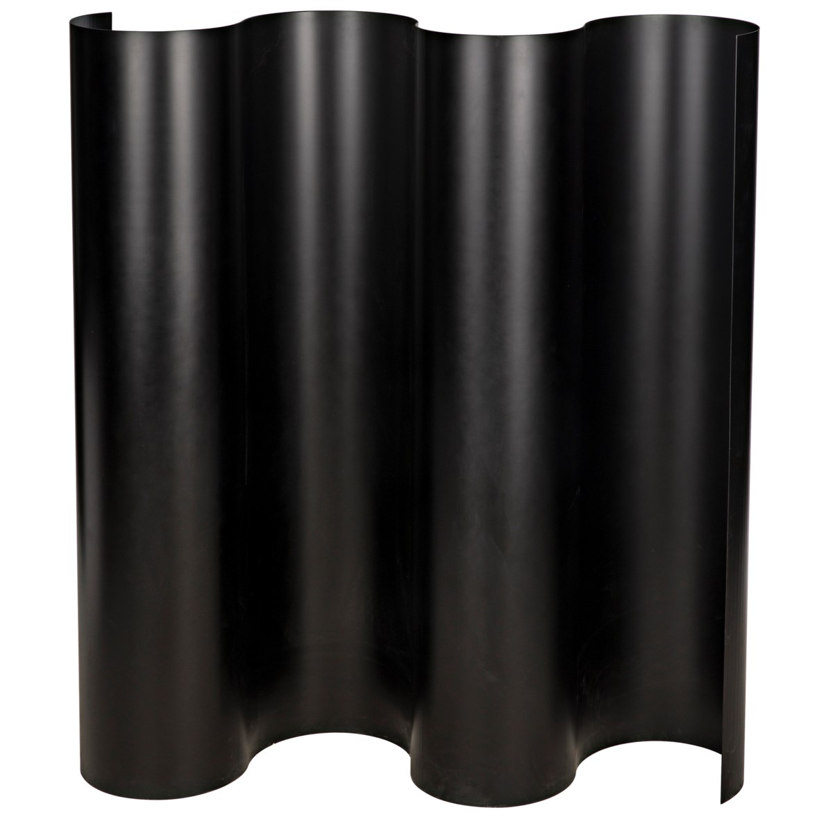 Levo Screen, Black Steel
