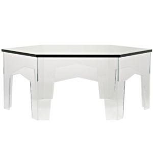 Kame Acrylic Coffee Table