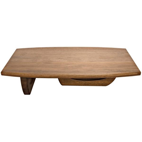 Douglas Coffee Table, Dark Walnut