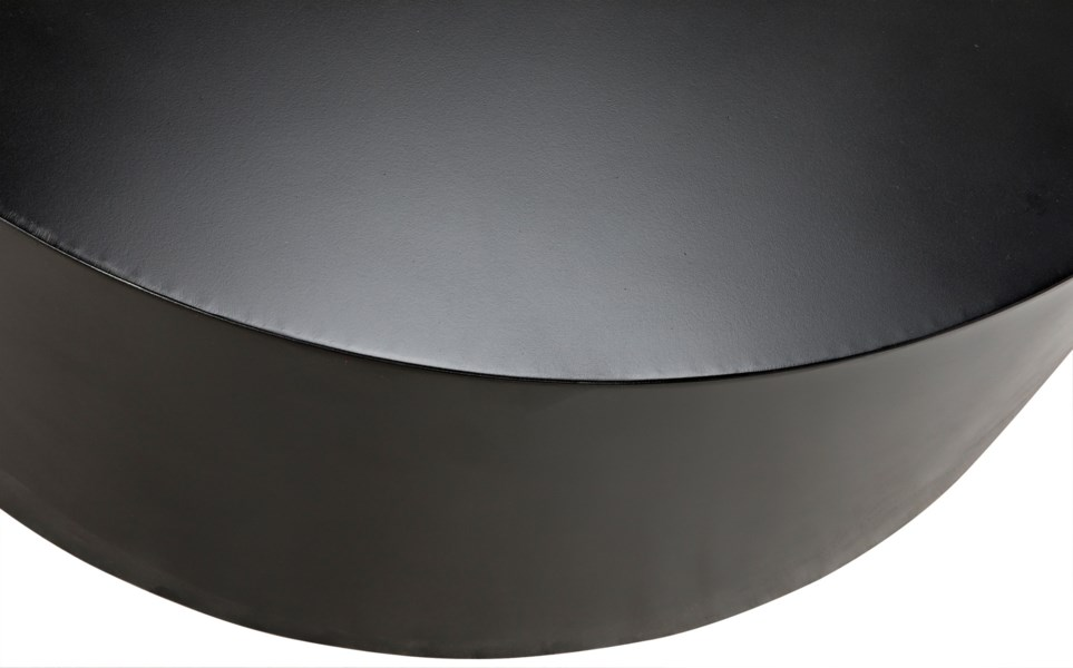 Ella Coffee Table, Metal