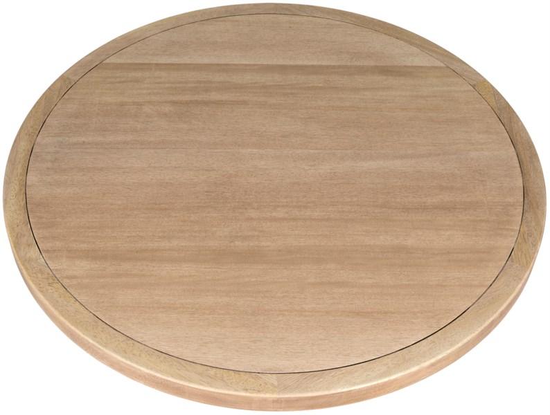 Milena Coffee Table, Wahsed Walnut
