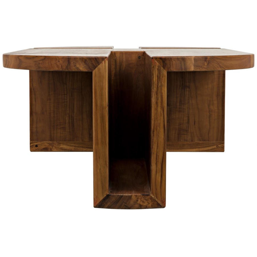 Transitum Coffee Table, Bali Teak