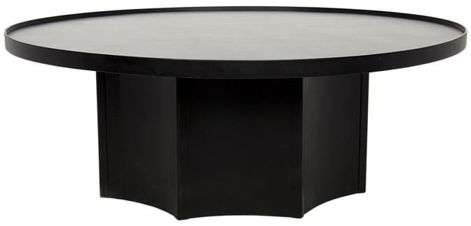 Rome Coffee Table, Metal