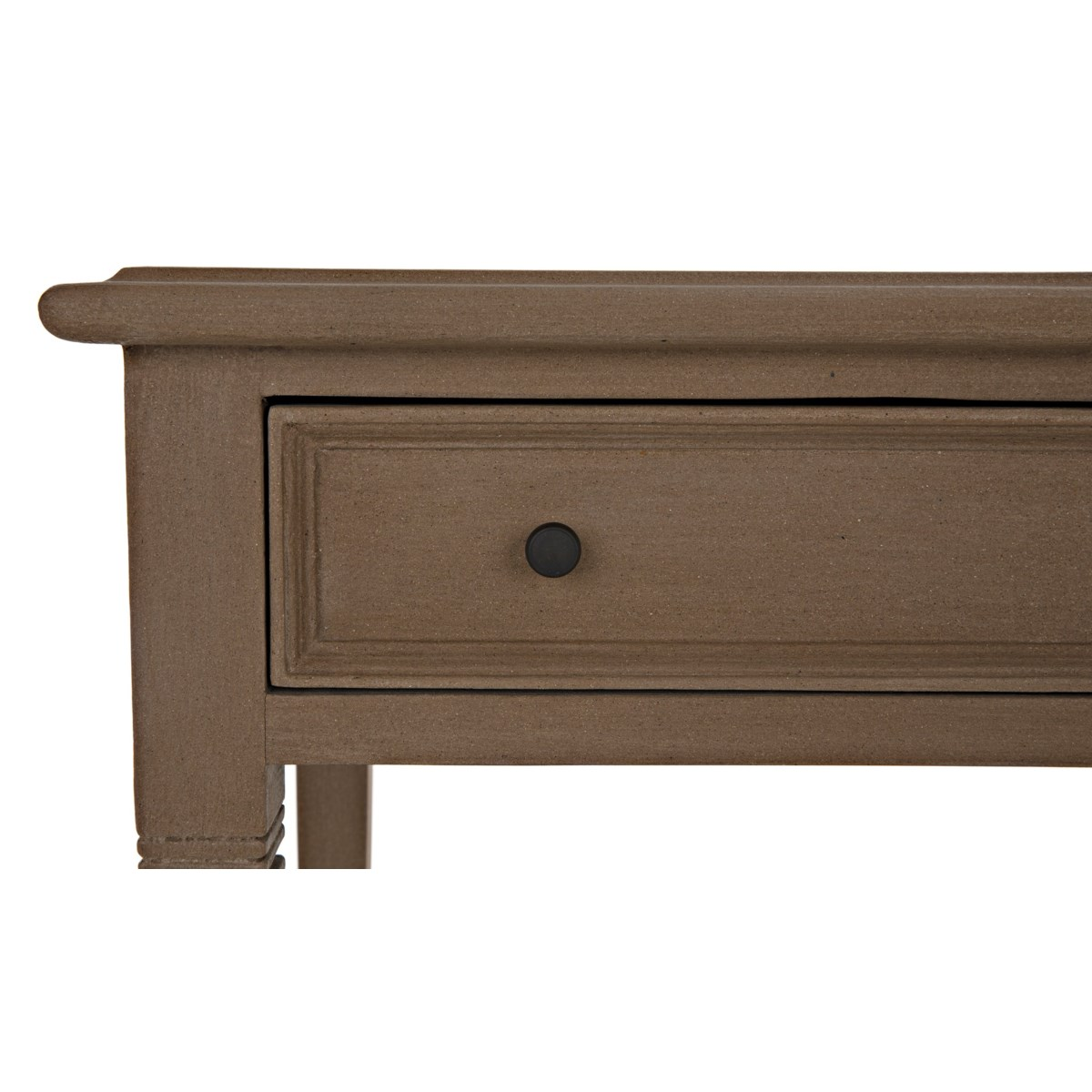 Oxford 1-Drawer Side Table, Weathered
