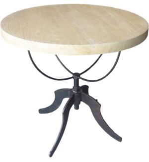 Wine Adjustable Table