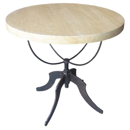Wine Adjustable Table