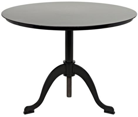 Calder Side Table, Metal