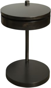 Ebba Side Table, Metal