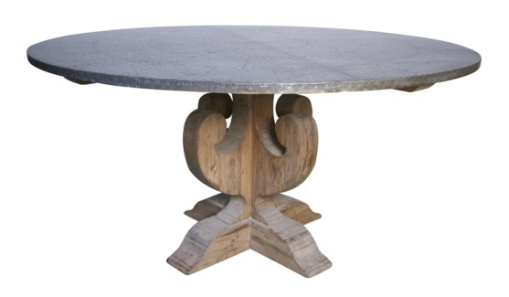 Curlin Dining Table