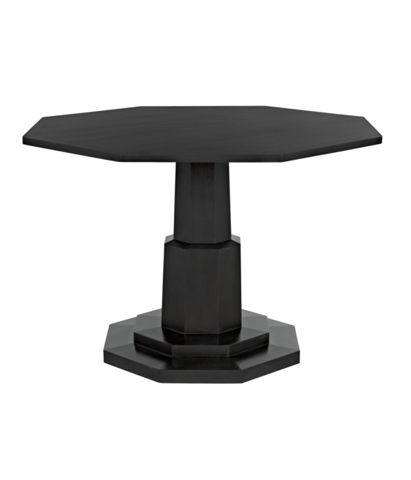 Octagon Table, Pale