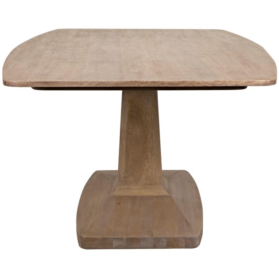 Travis Table, Washed Walnut