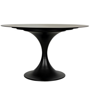 "Herno Table, 48"", Metal"