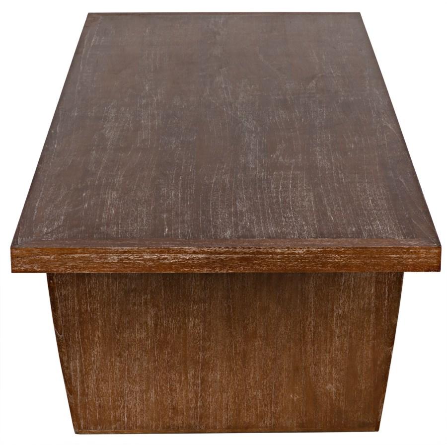 Bezu Dining Table, Grey Wash