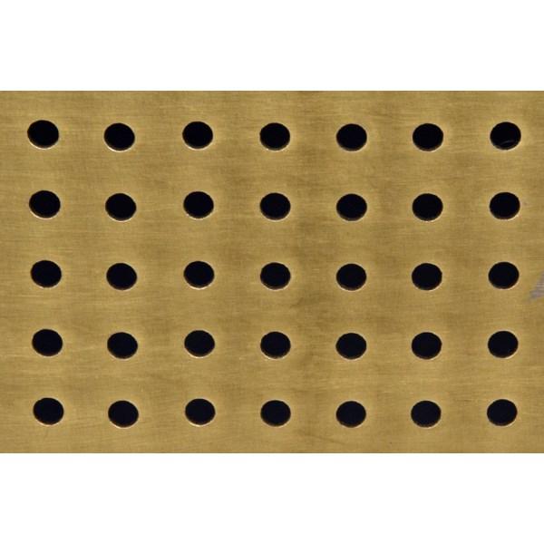 Soho Side Table, Antique Brass, Metal and Quartz