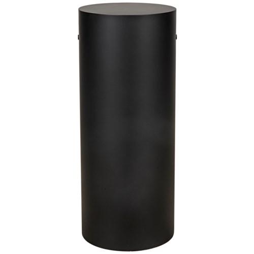 Lorene Side Table B, Black Finish