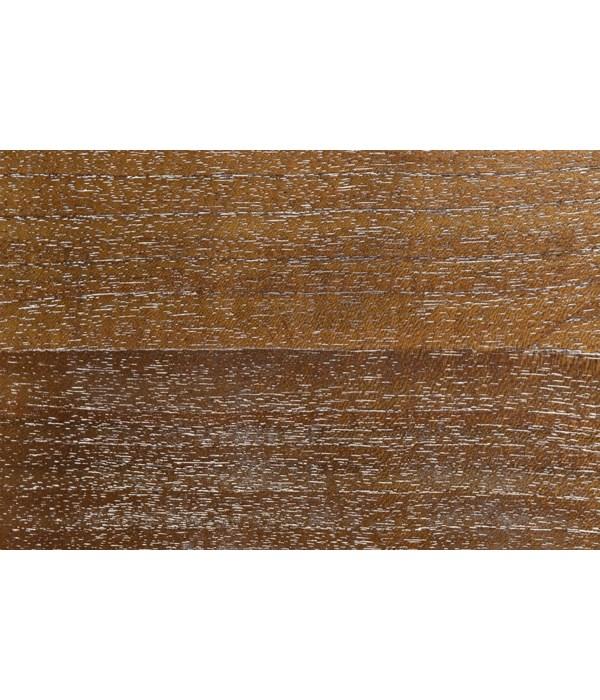 (GW) Grey Wash finish (wood)