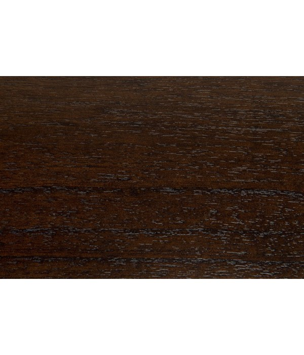(HBR) Hand Rubbed Brown finish (wood)