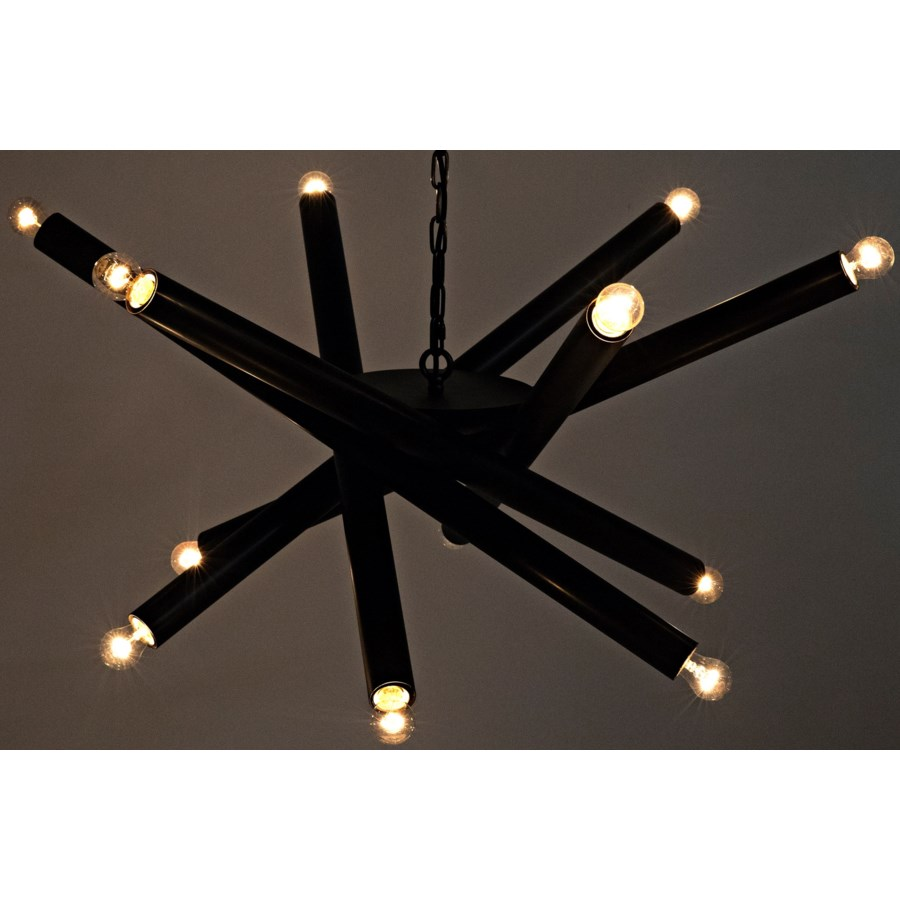Lex Chandelier, Black Metal
