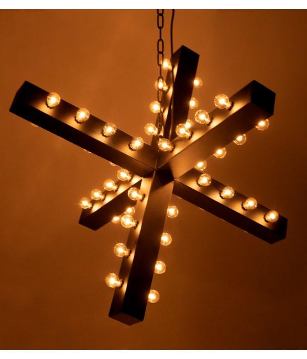Cruzar Light, Black Steel