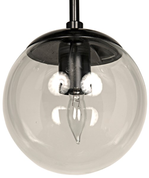 QS Pluto Chandelier, Large