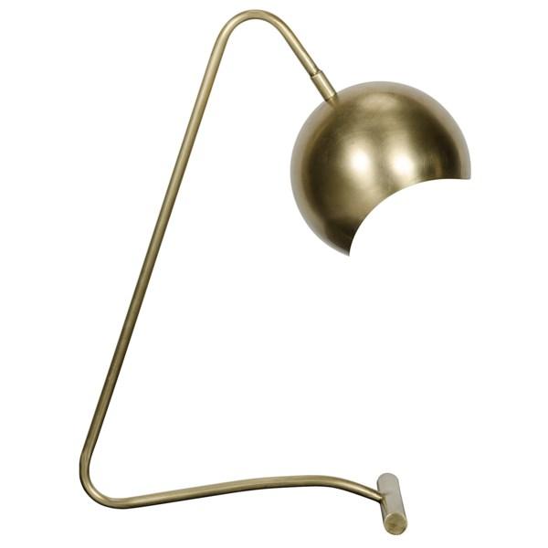 Merla Lamp, Antique Brass