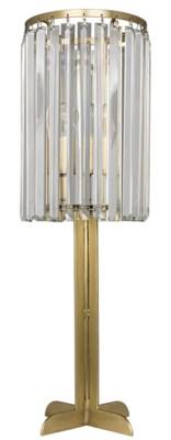 Shala Lamp, Antique Brass